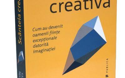 """Recenzie """"Scânteia creativă″ de Agustin Fuentes"""