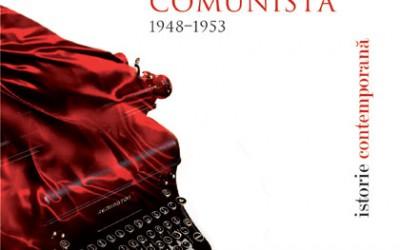 """Interviu cu Cristian Vasile, autorul cărții """"Literatura şi artele în România comunistă, 1948–1953"""""""