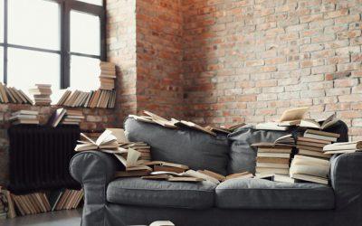 Ai prea multe cărți în bibliotecă și nu mai știi ce să faci cu ele? Avem soluția pentru tine!
