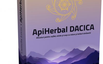 Interviu cu Camelia Lovin, autoarea cărții ApiHerbal DACIA