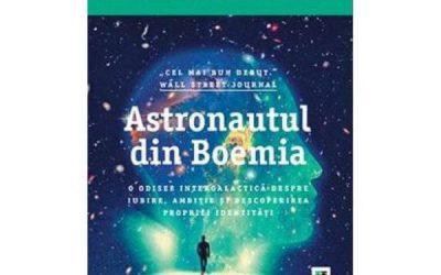 """Recenzie """"Astronatul din Boemia"""" de Jaroslav Kalfar"""