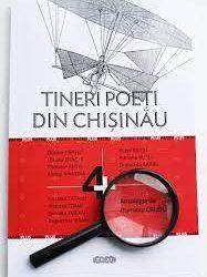 """Recenzie """"Tineri poeți din Chișinău"""", antologie de Dumitru Crudu"""