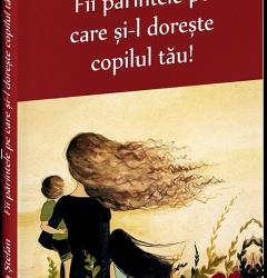 """Interviu cu Cristina Ștefan, autoarea cărții """"Fii părintele pe care și-l dorește copilul tău!"""""""