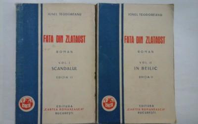 "Recenzie ""Fata din Zlataust"", de Ionel Teodoreanu"