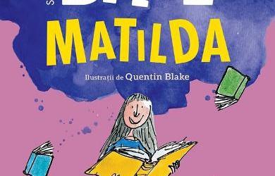 """Recenzie """"Matilda"""" de Roald Dahl"""