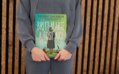 """Recenzie """"Britt-Marie a fost aici"""" de Fredrik Backman"""