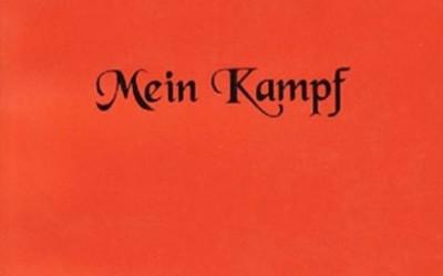 "Recenzie ""Mein Kampf"" de Adolf Hitler"