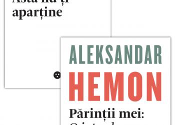 """Recenzie """"Asta nu-ți aparține"""" de  Aleksandar Hemon"""