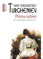 """Recenzie """"Prima iubire"""" de I.S. Turgheniev"""