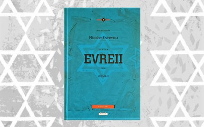 """Recenzie """"Evreii"""", de Nicolae Esinencu"""