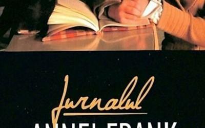 """Recenzie """"Jurnalul Annei Frank"""", de Anne Frank"""