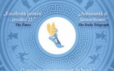 """Recenzie """"Mythos. Miturile Greciei repovestite"""" de Stephen Fry"""