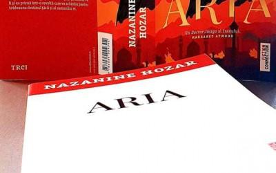 """Recenzie """"Aria"""" de Nazanine Hozar"""