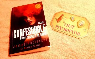 "Recenzie ""Confesiunile unei suspecte de crimă"" de James Patterson și Maxine Paetro"
