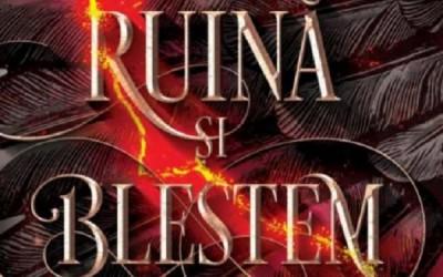 "Recenzie ""Ruină și Blestem"" de Jennifer L. Armentrout"