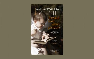 """Recenzie """"Jurnalul unei iubiri pierdute"""", de Eric-Emmanuel Schmitt"""