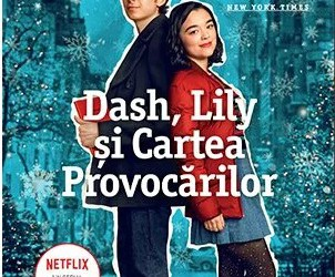 "Recenzie ""Dash, Lily și Cartea Provocărilor"" de Rachel Cohn & David Levithan"