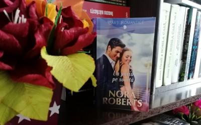 "Recenzie ""Un pariu pe soarta"" de Nora Roberts"