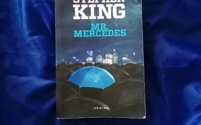 "Recenzie ""Mr. Mercedes de Stephen King"