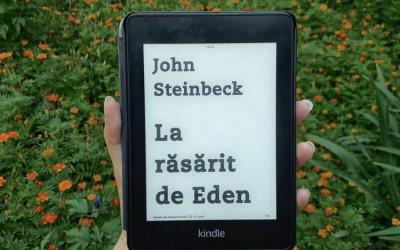 "Recenzie ""La răsărit de Eden"" de John Steinbeck"