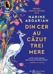 "Recenzie ""Din cer au căzut trei mere"" de Narine Abgarian"